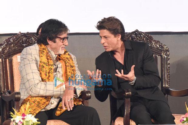 K3G Reunion Amitabh Bachchan, Shah Rukh Khan, Kajol