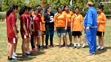 On The Sets Of The Movie Kabaddi