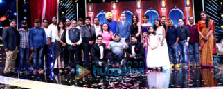 Kapil Sharma shoots for a special episode of 'Oye Firangi'
