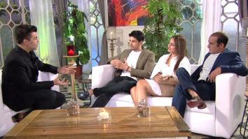 Karan Johar Interrogates Sonakshi Sinha, Sidharth Malhotra & Akshaye Khanna For Their Film Ittefaq