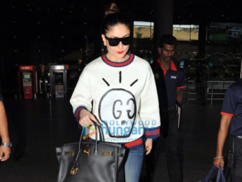 Kareena Kapoor Khan, Madhuri Dixit and others snapped at the airport