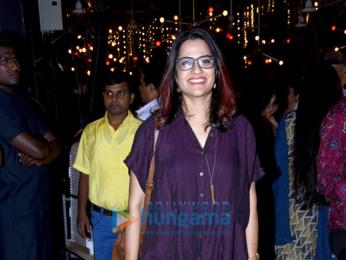 Karisma Kapoor, Lara Dutta, Nandita Das, Kirti Kulhari and others at the launch of 'Prithvi Theatre Festival'