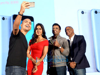 Katrina Kaif launches Redmi Y1 smartphone in Delhi