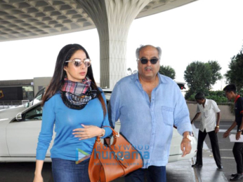 Kriti Sanon, Sanjay Leela Bhansali and others snapped at the airport