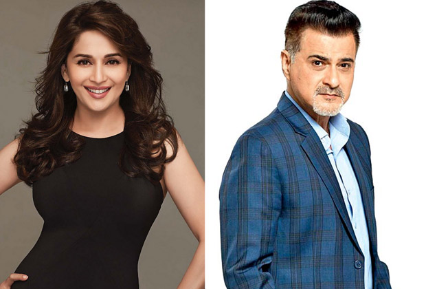 Madhuri Dixit - Sanjay Kapoor to 'Ankhiyan Milaoon' from Raja on TV