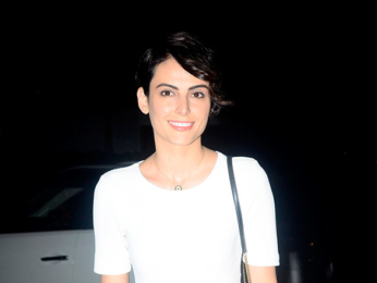 Mandana Karimi snapped at BKC