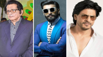 Manoj Kumar approves of Ranveer Singh's imitation of him; whereas filed defamation case against Shah Rukh Khan for doing the same