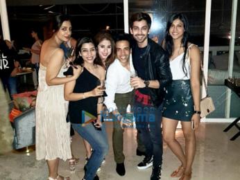 Nandita Mahtani hosts a birthday party for Tusshar Kapoor's