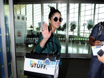 Neha Sharma, Yami Gautam and others snapped at the airport