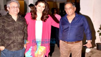 Raai Laxmi, Pahlaj Nihalani and others at Julie 2 promotions