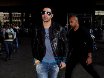 Ranbir Kapoor, Jackie Shroff, Karan Johar and others spotted at the airport