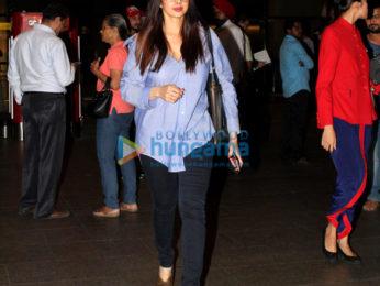 Rani Mukerji, Suniel Shetty, Athiya Shetty and others snapped at the airport