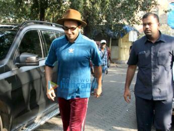 Ranveer Singh snapped in Bandra