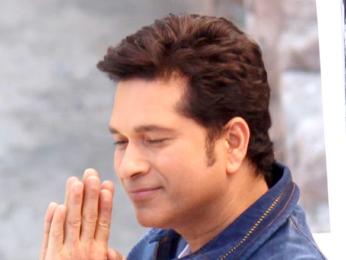Sachin Tendulkar snapped in Jodhpur