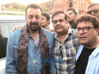 On The Sets Of The Movie Saheb Biwi Aur Gangster 3