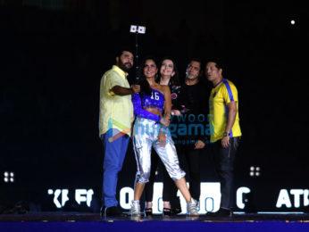Salman Khan and Katrina Kaif perform at Opening of ISL Ceremony in Kochi