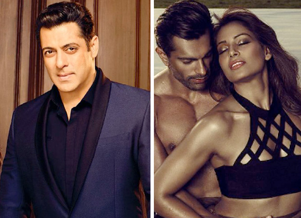Salman Khan says 'No' to Bipasha Basu and Karan Singh Grover's condom ads on Bigg Boss3