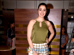Screening of 'Julie 2'