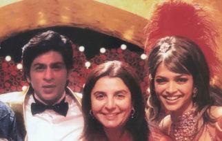 Shah Rukh Khan and 'Shantipriya' Deepika Padukone-1