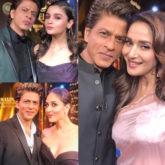 Shah Rukh Khan reunites with his leading ladies Madhuri Dixit, Alia Bhatt and Kareena Kapoor Khan1