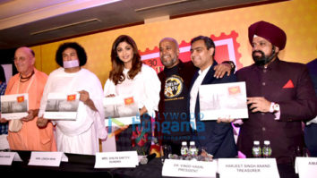 Shilpa Shetty attended the Mumbai Festival