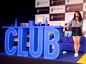 Shraddha Kapoor graces the launch of Sketchers Street