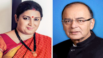 Smriti Irani appeals to Finance Minister Arun Jaitley to reduce GST rate on films and cinema