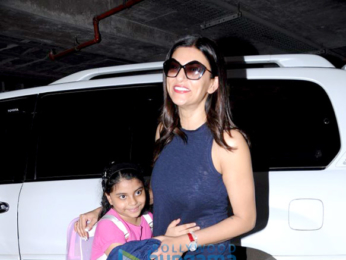 Sonal Chauhan, Sophie Choudry, Dia Mirza and others snapped at the airport
