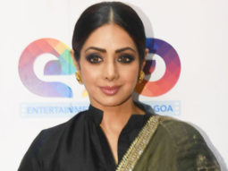 Sridevi makes her presence felt at the inauguration of Indian Panorama at IFFI 2017 Goa