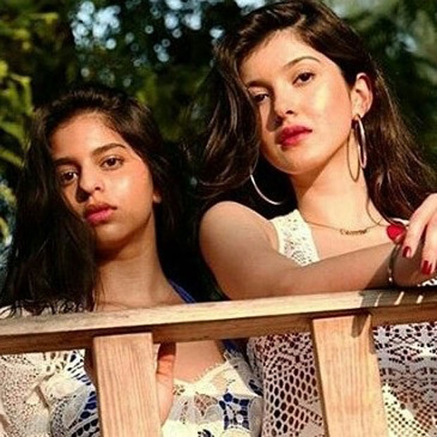 Suhana Khan and Shanaya Kapoor are the prettiest BFFs in this latest photograph