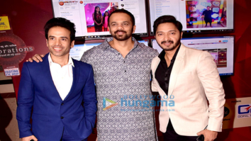 The cast of Golmaal Again grace the ABP bash for Saas Bahu Aur Saazish
