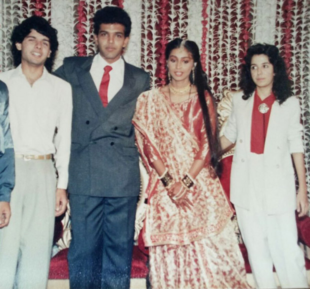 throwback thursday sajid khan posts picture from ashutosh