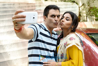 Movie Stills Of The Movie Tumhari Sulu