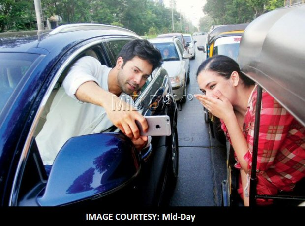 Varun Dhawan responds to Mumbai Police; says, 'My apologies, won't encourage this'