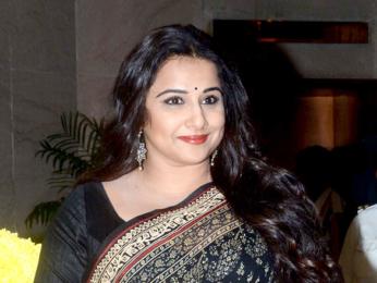 Vidya Balan promotes 'Tumhari Sulu' in Kolkata