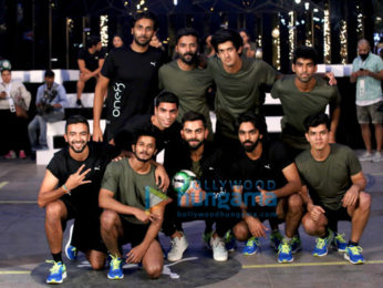 Virat Kohli at the launch of Virat One 8 with Puma, in New Delhi