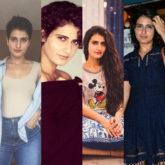 WHOA! Fatima Sana Shaikh undergoes a surprising makeover and here's how she looks