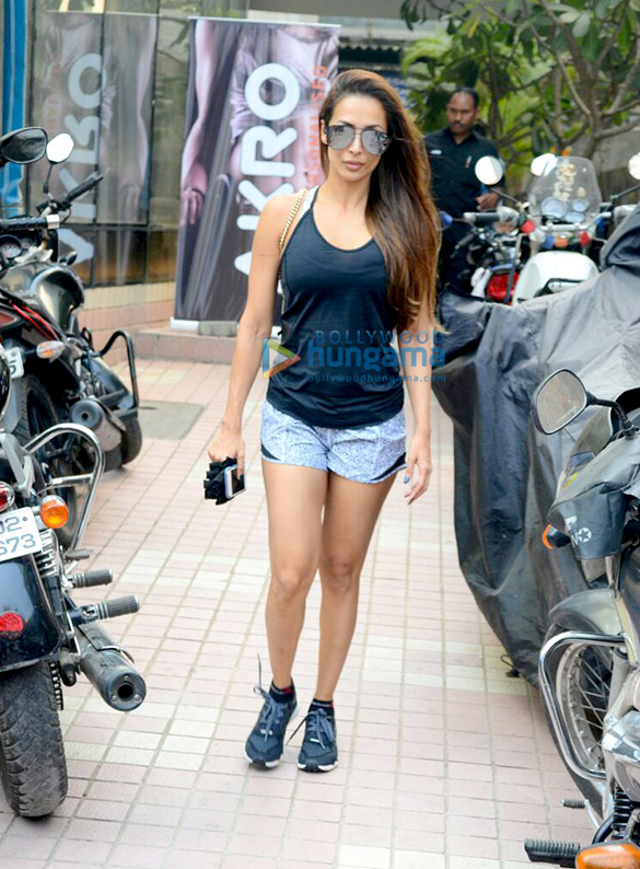 WOW! Malaika Arora looks super-hot in these post-gym session pictures1