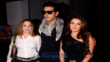 Zayed Khan and other celebs snapped in Lower Parel