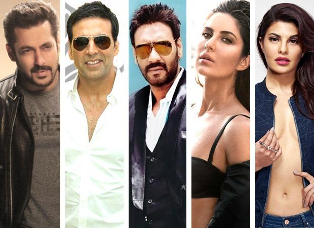 #2017Recap Salman Khan, Akshay Kumar, Ajay Devgn, Katrina Kaif, Jacqueline Fernandez, Ali Abbas Zafar score multiple records