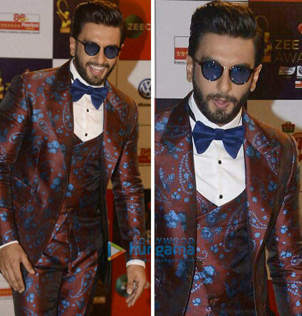 #2017TheYearThatWas When Ranveer Singh blazed his way with a whimsical and sartorial drama!1