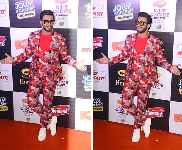 #2017TheYearThatWas When Ranveer Singh blazed his way with a whimsical and sartorial drama!2
