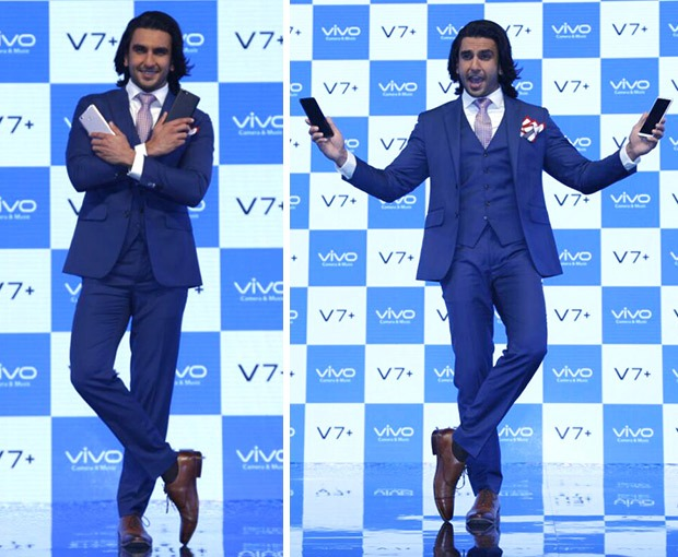 #2017TheYearThatWas When Ranveer Singh blazed his way with a whimsical and sartorial drama!3