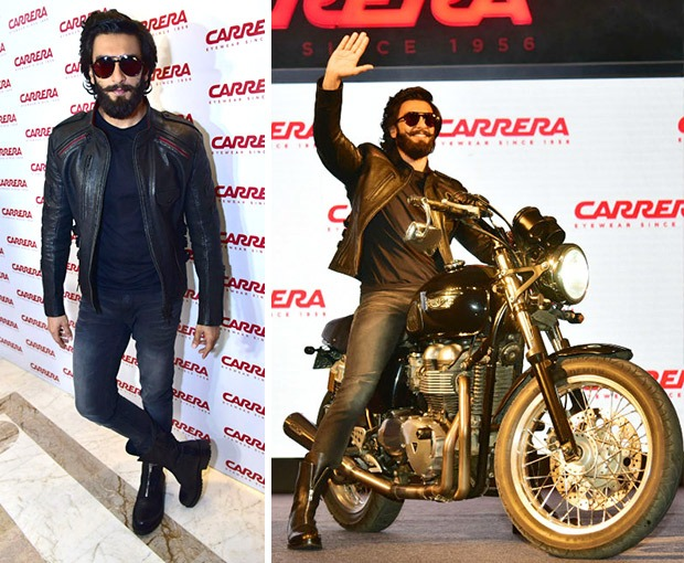 #2017TheYearThatWas When Ranveer Singh blazed his way with a whimsical and sartorial drama!5