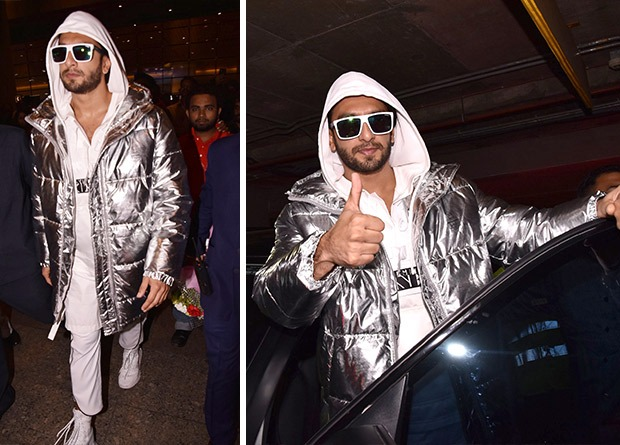 #2017TheYearThatWas When Ranveer Singh blazed his way with a whimsical and sartorial drama!6
