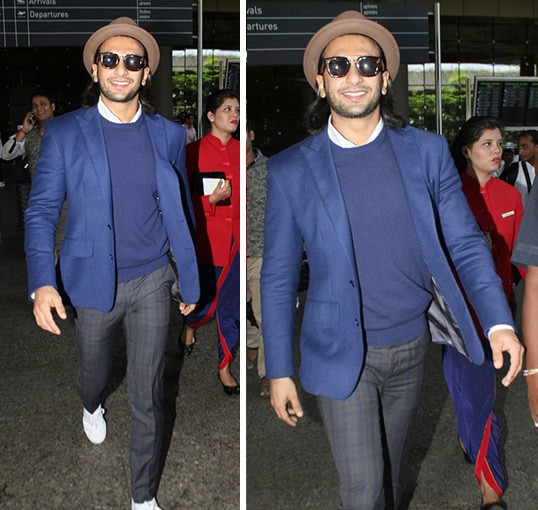 #2017TheYearThatWas When Ranveer Singh blazed his way with a whimsical and sartorial drama!7