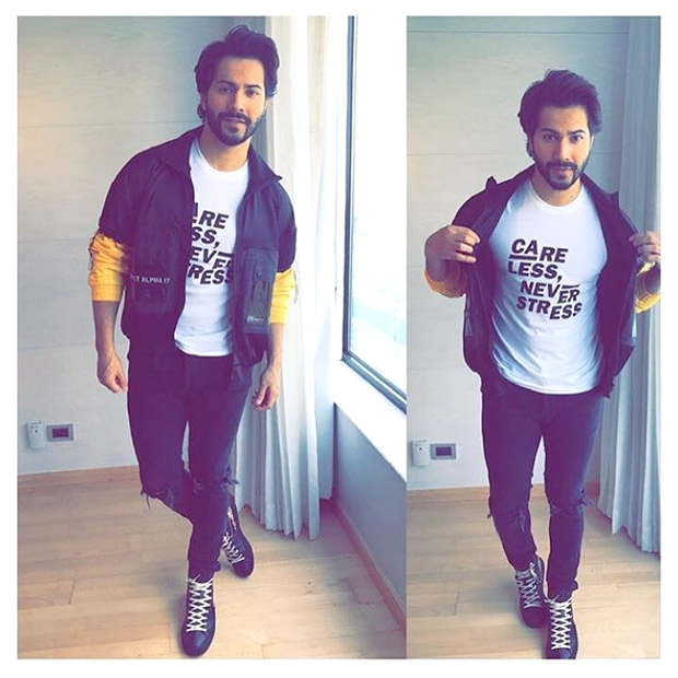 #2017TheYearThatWas When Varun Dhawan threw us a curveball with his eclectic style choices!-12