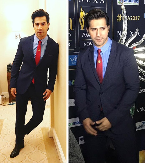#2017TheYearThatWas When Varun Dhawan threw us a curveball with his eclectic style choices!-3