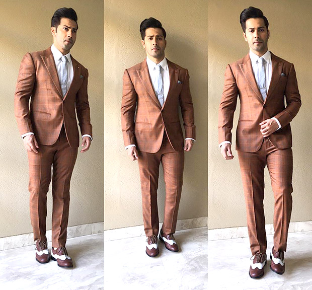 #2017TheYearThatWas When Varun Dhawan threw us a curveball with his eclectic style choices!-5