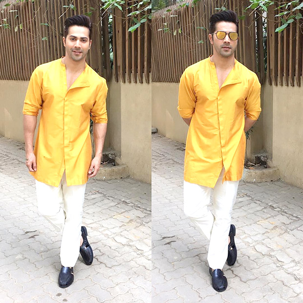 #2017TheYearThatWas When Varun Dhawan threw us a curveball with his eclectic style choices!-6